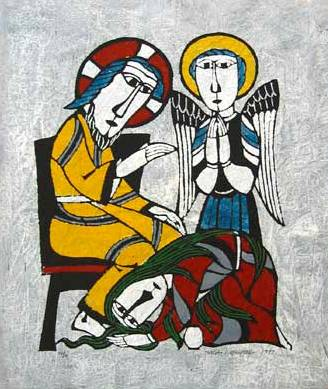 The Anointing with Oil and Tears 1979