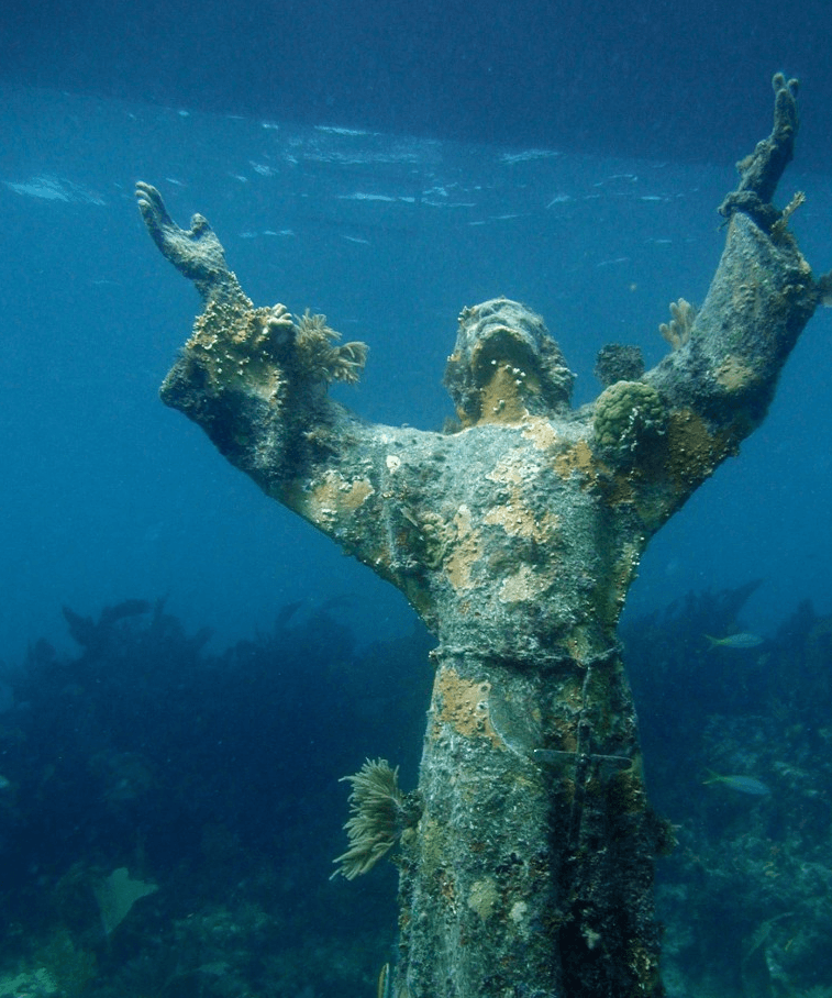 christ of the abyss 1