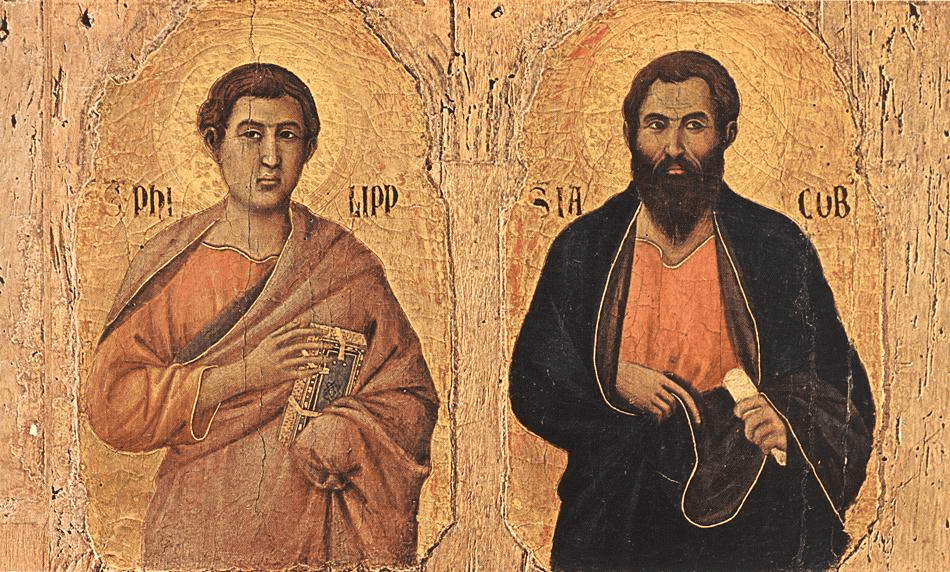 IMG STS. PHILIP and James