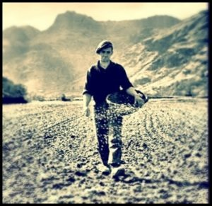 Sower-farmer