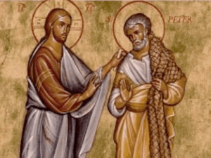 peter and jesus