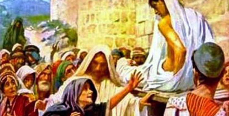 Jesús-resucita-al-hijo-de-una-viuda