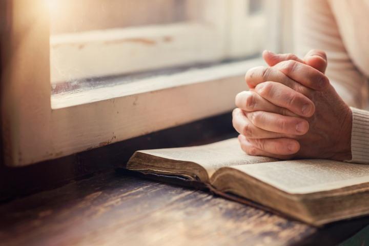 lent bible silence