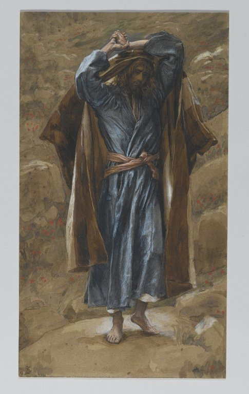 Brooklyn Museum - Saint Philip (James_Tissot)