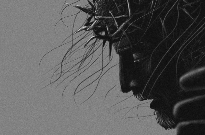 crucified_jesus__the_face_by_devcager-drryfs